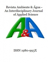 Revista Ambiente & Água - An Interdisciplinary Journal of Applied Science