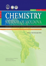 Chemistry Journal of Moldova. General, Industrial and Ecological  Chemistry
