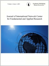 Journal of International Network Center for Fundamental and Applied Research
