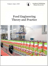 Food Engineering Theory and Practice