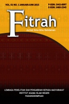 FITRAH: Journal of Islamic Sciencess