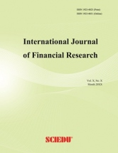 International Journal of Financial Research