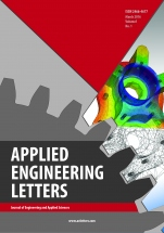 Applied Engineering Letters