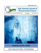 INDO AMERICAN JOURNAL OF PHARMACEUTICAL SCIENCES