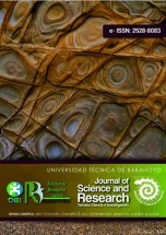 Journal of Science and Research: Revista Ciencia e Investigación