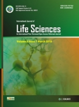 INTERNATIONAL JOURNAL OF LIFE SCIENCES