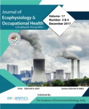 Journal of Ecophysiology and Occupational Health