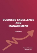 Business Excellence and Management