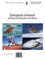 European Journal of Physical Education and Sport