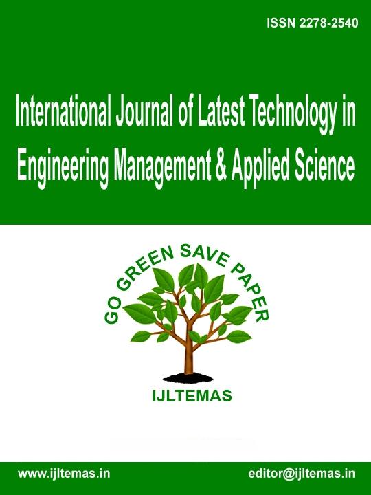 Journal: International Journal of Latest Technology in