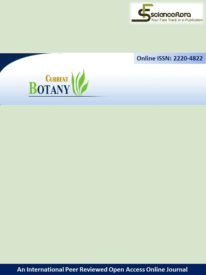 Journal: Current Botany